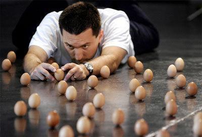 Bunlar bildiğiniz yumurtalardan değil! - 1