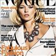 Kate Moss'lu Vogue kapakları - 2