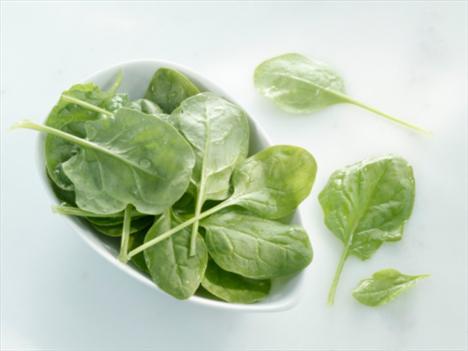 Ispanak gibi koyu yeşil yapraklı sebzelerde yer alan demirin vücutta kullanılabilmesi için, bir miktar et veya tavuk veya balıkla birlikte tüketilmesi gereklidir. Bu nedenle koyu yeşil yapraklı sebzeler, et ürünleri ile birlikte etli sebze olarak pişirilebilir veya ızgara et yemeklerinin yanına bir miktar zeytinyağlı sebze yemeği olarak tüketilebilir.