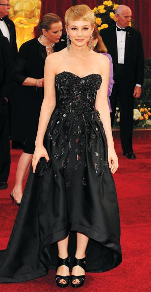 Carey Mulligan in Prada, 2010