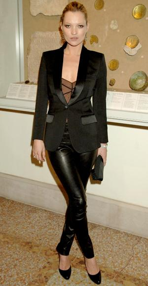 Kate Moss in Burberry Prorsum, 2006