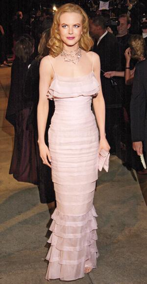 Nicole Kidman in Chanel, 2002
