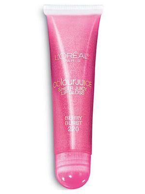 L'Oréal Colour Juice Sheer Lip Gloss