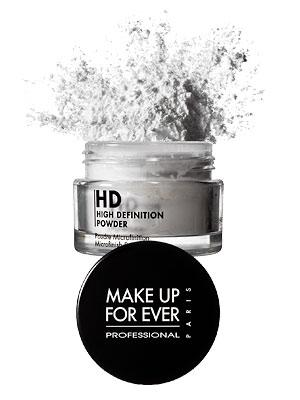 Make Up For Ever HD Microfinish Powde