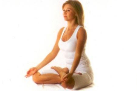 Oturarak Yapılan Yoga Hareketleri - 1