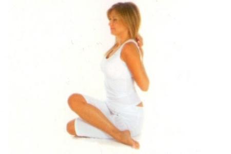 Oturarak Yapılan Yoga Hareketleri - 7