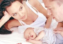 Dünyanın en ünlü iki bebeğinden biri olan Shiloh Jolie Pitt'e gelince....