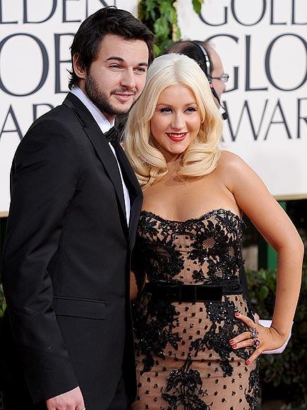 Christina Aguilera ve yeni sevgilisi Matt Rutler