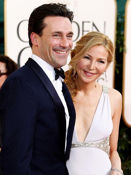 John Hamm ve Jennifer Westfeldt