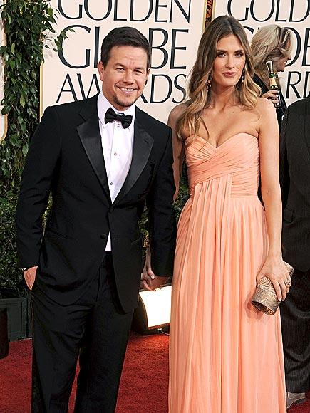 Mark Wahlberg ve Rhea Durham