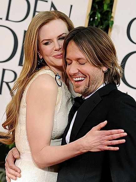 Nicole Kidman ve Keith Urban