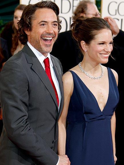Robert Downey JR. ve Susan Downey