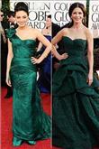Golden Globe'dan elbise trendleri - 1