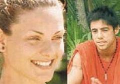 Bir dönem ilgiyle izlenen Survivor Türkiye-Yunanistan yarışmasında da bir aşk filizlendi.