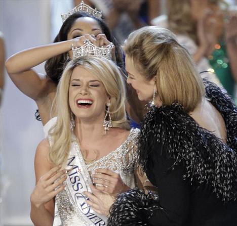 Miss America 17 yaşında - 5