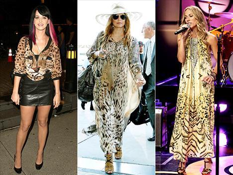 Leopar deseni Bu kez leoparın derisinden bahsetmiyoruz. Artık elbiselerimizin üzerinde leopar resmi taşıyoruz.