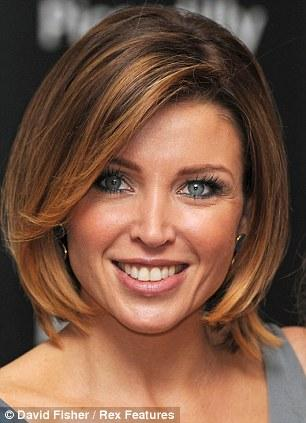 Danni Minogue 2210 yılında uygulama öncesi