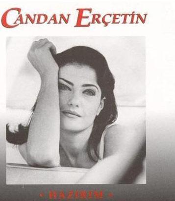 Candan Erçetin'in ilk albümü Hazırım'dı.