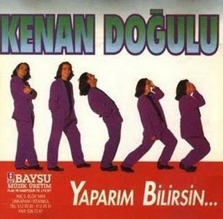 Kenan Doğulu'nun ilk albümü Yaparım Bilirsin'i çıkardığında takvimler 1993 yılını gösteriyordu.