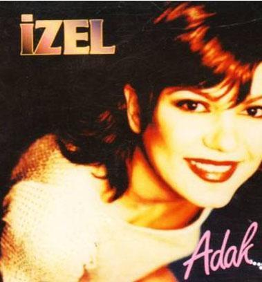 İzel'in ilk solo albümü..