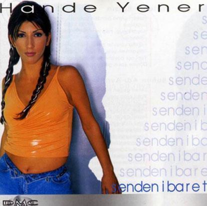 Hande Yener, ilk albümünü çıkardığında bugünkü görüntüsünden eser yoktu.