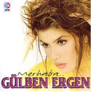 Gülben Ergen'in ilk albümü...