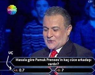 TV ekranlarının en çok izlenen para ödüllü yarışmalarından biri Kim 50 Milyar İster adıyla başlayan daha sonra Kim 500 Bin İster adıyla devam eden yarışmaydı.