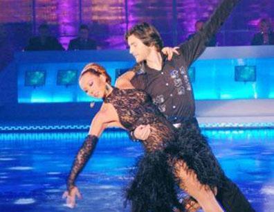 Buzda Dans da bir döneme damgasını vuran yarışmalardan.