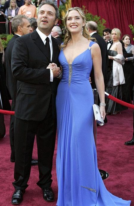 'The Reader' ile Oscar kazanan Kate  Winslet, bir süre sonra eşi Sam Mendes'ten  ayrılmıştı.
