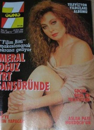 UZUN SÜREDİR KAYIP  Bugün genç kuşaklar belki onu hatırlamaz ama Meral Oğuz, Türk sinemasının 80'li daha çok da 90'lı yıllarına damgasını vuran bir yıldız.