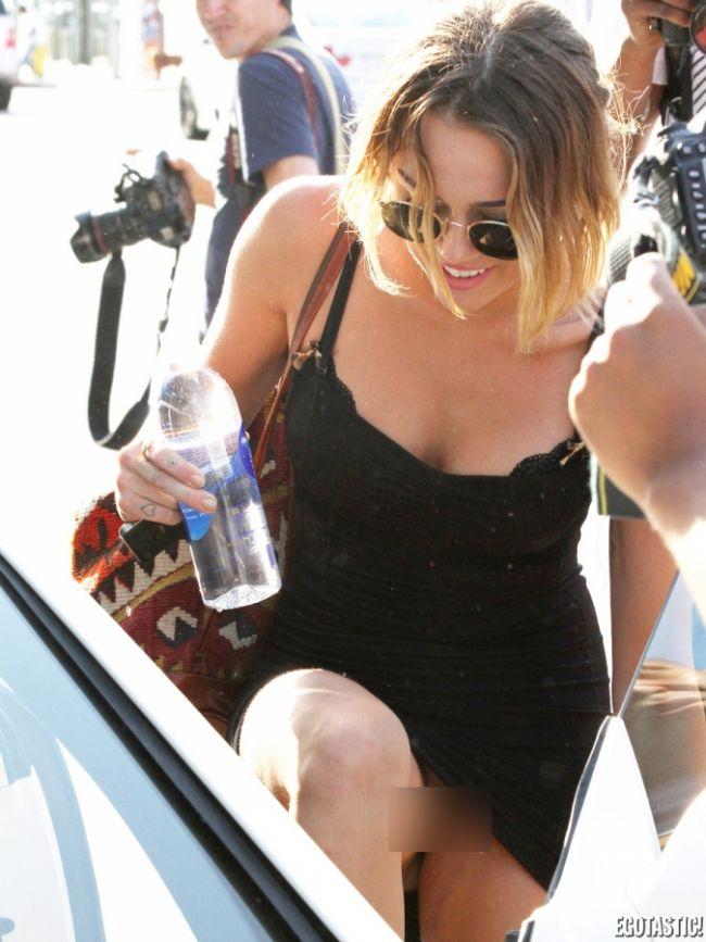 Skandallar kraliçesi Miley - 15