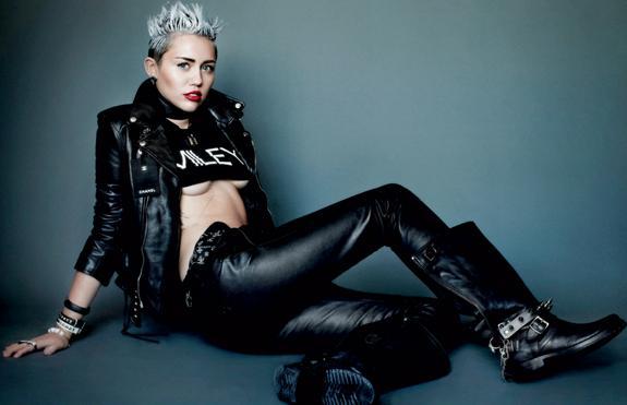 Skandallar kraliçesi Miley - 6
