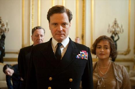 "Colin Firth ""The King's Speech''"