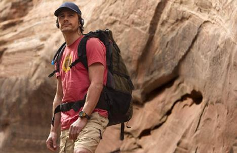 "James Franco ""127 Hours"""