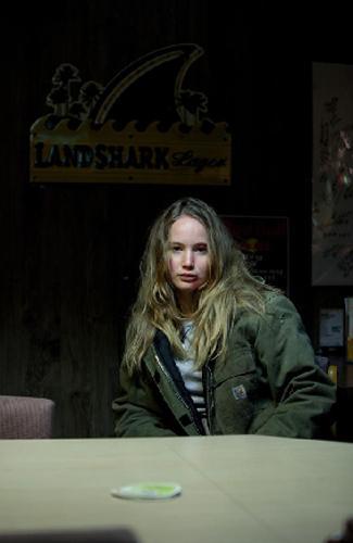 "Jennifer Lawrence ""Winter's Bone""  (Milliyet)"