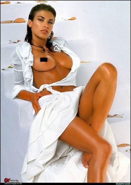 74. Elisabetta Canalis