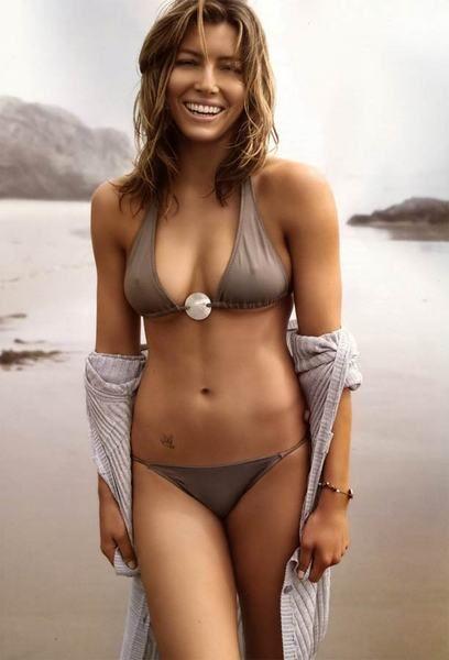 38. Jessica Biel