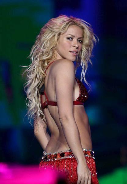 26. Shakira