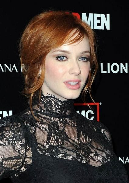 21. Christina Hendricks