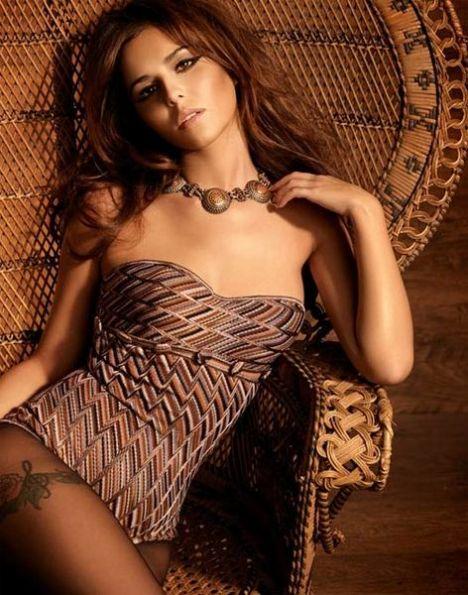 6. Cheryl Cole