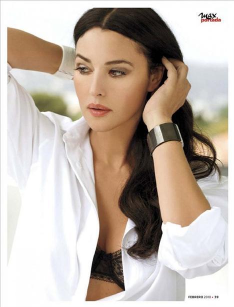 Türk-İtalyan ortak yapımı 'Harem' filminde ünlü aktris Monica Bellucci, Sultan İbrahim'e hediye edilen Turhan Sultan'ı oynayacak.