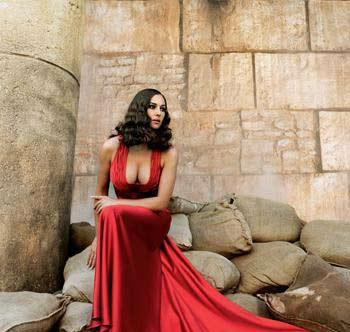 Daha önce 'Elektra' isimli filmle adını duyuran Natassia Malthe ise 'Josephine' rolü ile izleyici karşısına çıkacak.