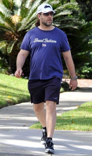 "Russell Crowe  ""İngiltere"""
