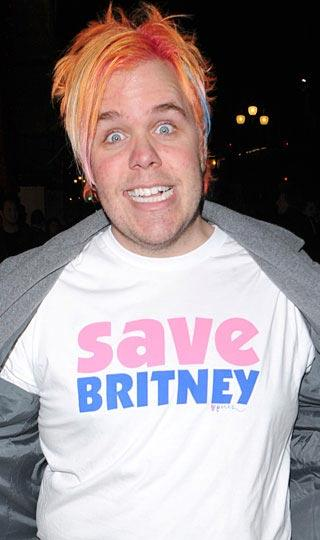 "Perez Hilton  ""Britney'i kurtar"""