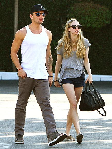 Amanda Seyfried ve Ryan Philippe