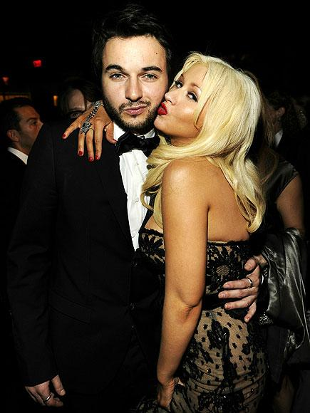 Christina Aguilera ve Matt Rutler