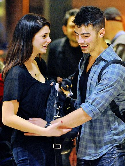 Joe Jonas ve Ashley Greene