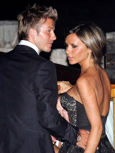 David ve Victoria Beckham 11 yıldır beraber.