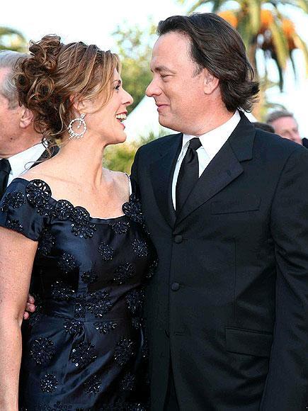 Tom ve Rita Hanks 22 yıldır beraberler.