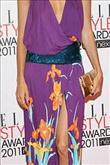Emma Watson kırmızı halıda Hakaan elbisesiyle yürü - 6